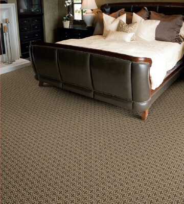 Carpet Bedroom with Chair